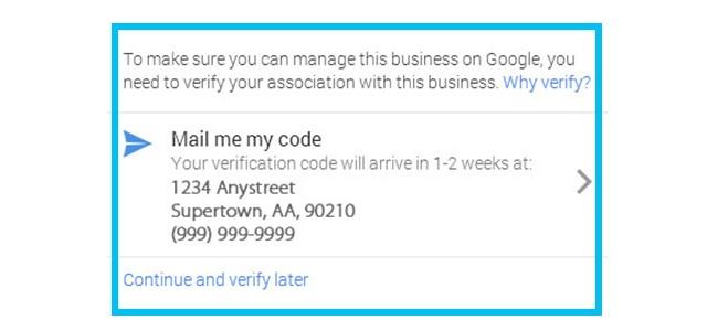 גוגל עסקים - גוגל לעסקים -הוספת עסק לגוגל מפות 7