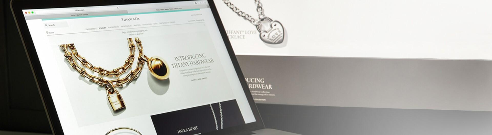 מכירת תכשיטים באינטרנט - בניית אתר מכירות לתכשיטים